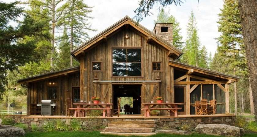 Rustic Barn Ideas Your Contemporary Home Freshome