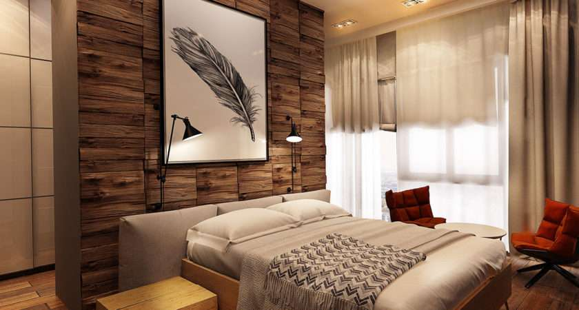 Rustic Bedroom Interior Design Designs