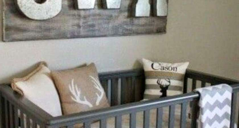 Rustic Nursery Themes Decor Ideas