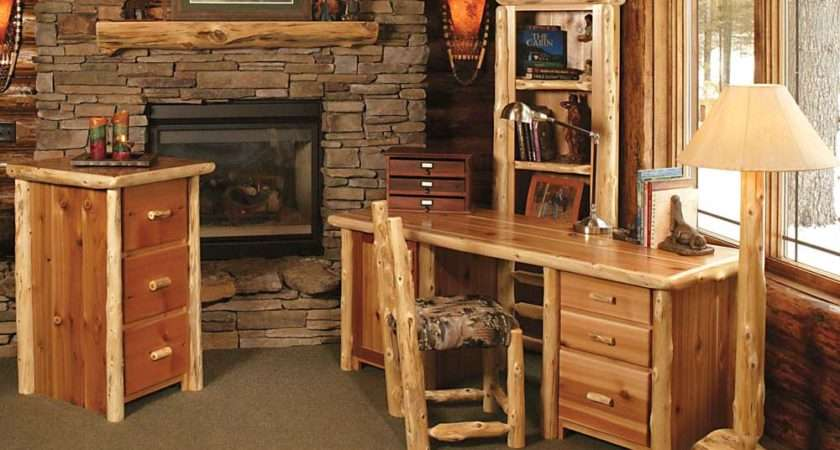 Rustic Office Chairs Furniture