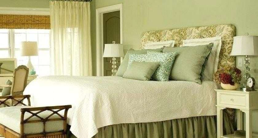 Sage Bedroom Walls Green Paint Colors