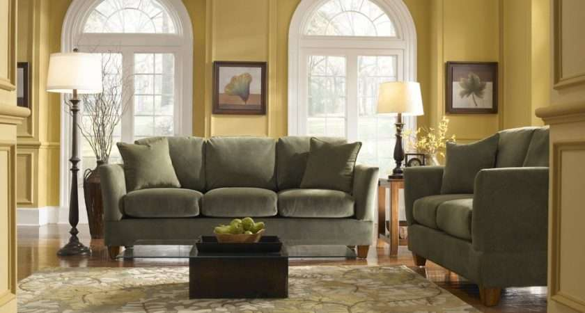Sage Green Sofa Ideas Living Room Traditional Floral