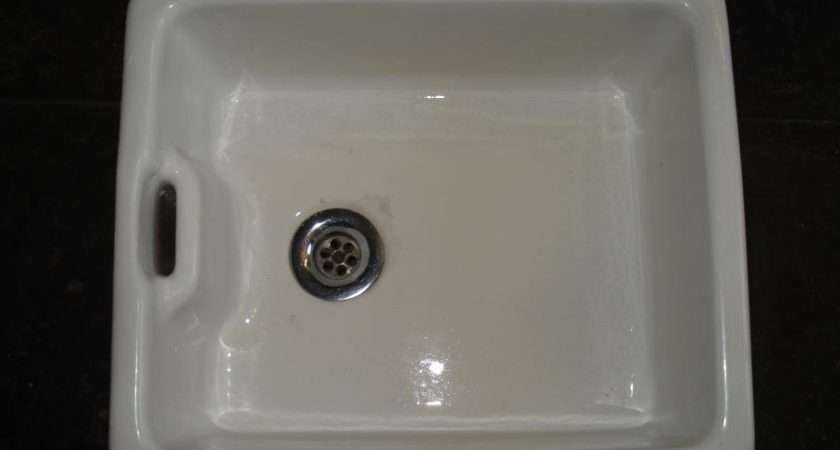 Salvoweb Small Butlers Sink