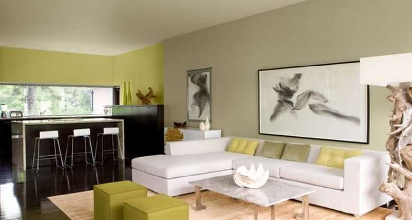 Sample Rooms Paint Colors Combinations Check Right