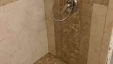 Sandstone Mosaic Tile Shower Pebble Shop