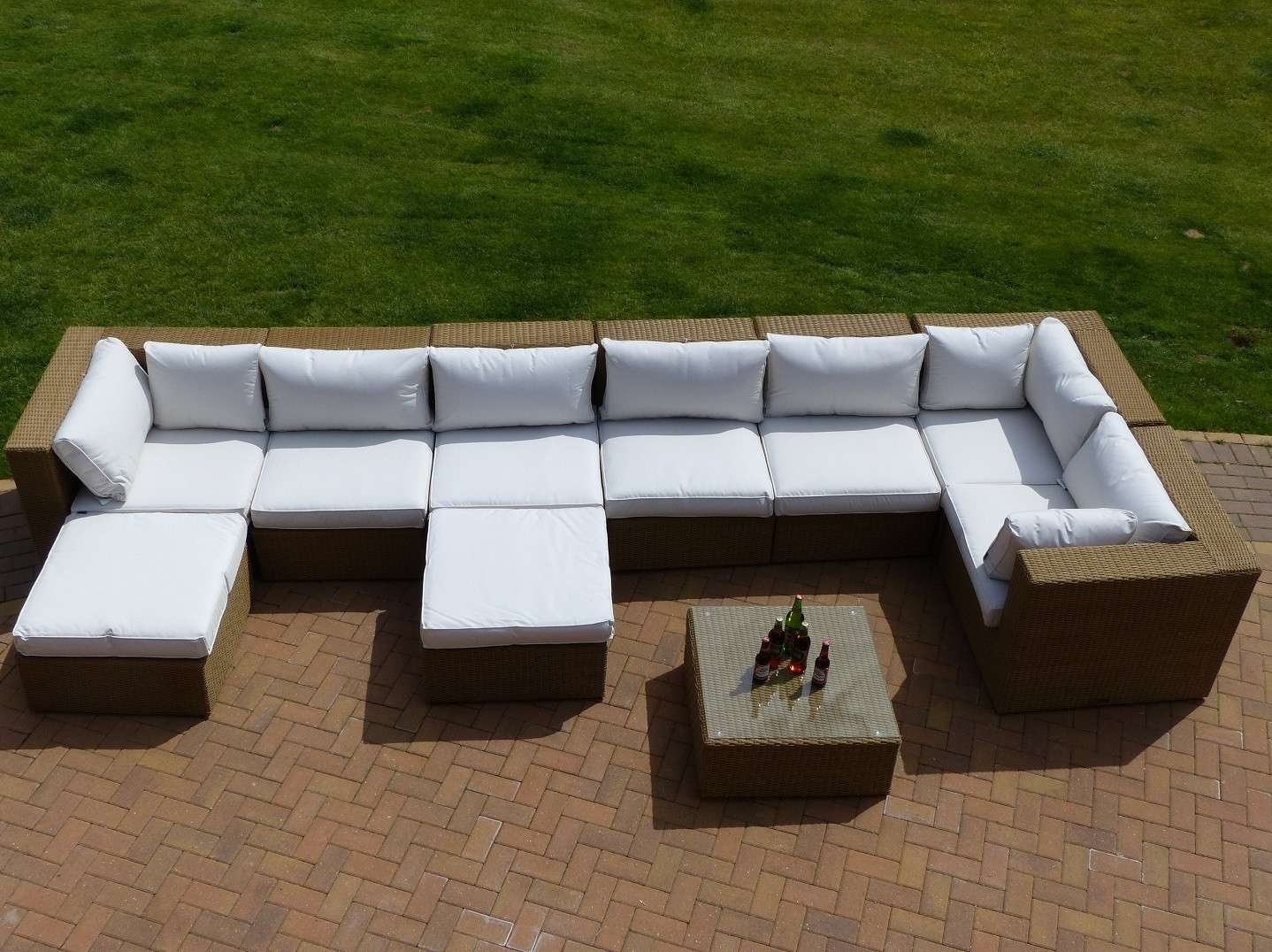 Santiago Rattan Sofa Oceans Outdoor Furniture