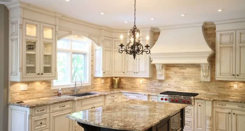 Satisfaction Looking French Country Cottage Kitchen Ideas