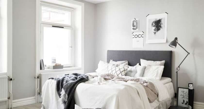 Scandinavian Bedroom Idea Wall Color Kids Rooms