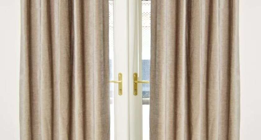 Scatter Box Chloe Chenille Lined Eyelet Curtains Ebay