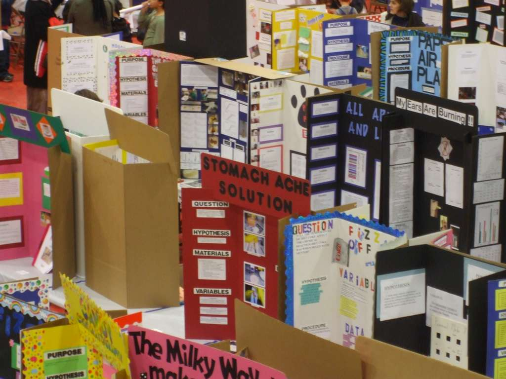 Science Fair Project Ideas Easy Creative Projects Kids