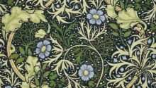Seaweed Painting William Morris