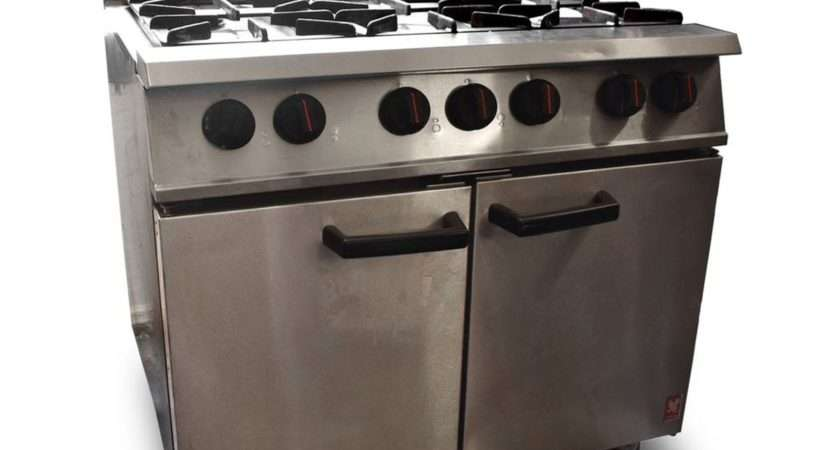 Secondhand Catering Equipment Gas Range Cookers Falcon