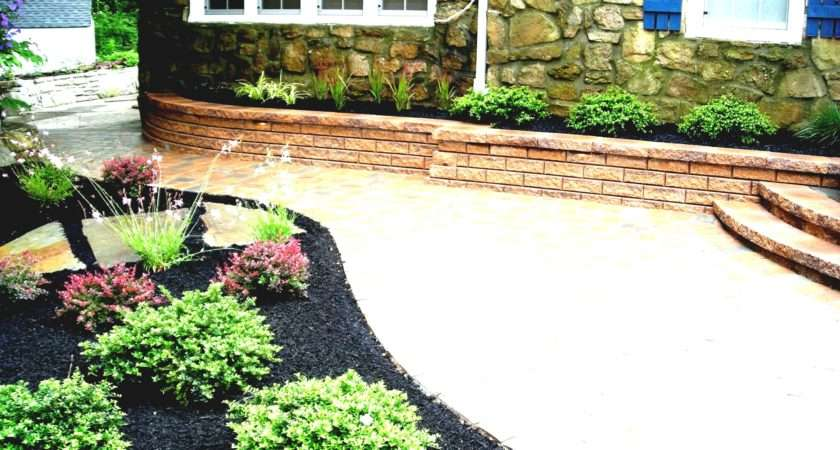 Secrets Simple Landscaping Ideas Small Front