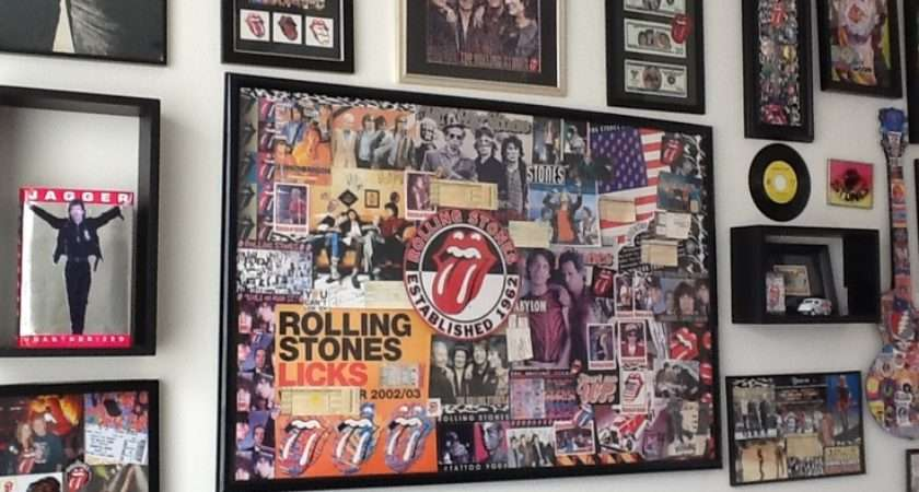 Section Rock Roll Room Cool Spaces