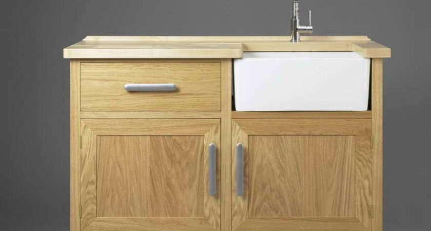 Select Standing Kitchen Cabinets Interior