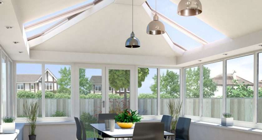 Selecting Positioning Conservatory Ceiling Lights