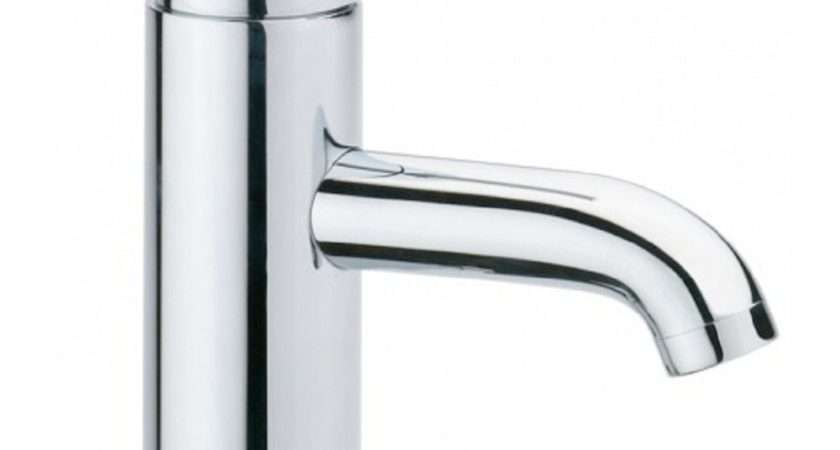 Serie Basin Mono Mixer Tap Chrome