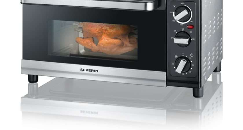 Severin Mini Oven Litre Brushed Stainless Steel Best