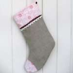 Sew Good Deborah Make Christmas Stocking