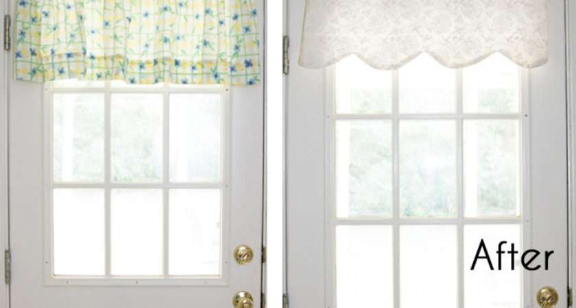 Sew Valances Tutorial Scalloped Valance Melly Sews
