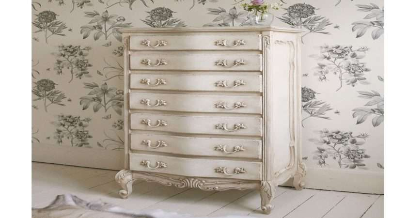 Shabby Chic Bedroom French