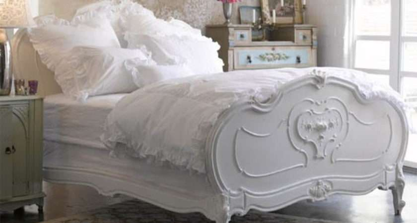 Shabby Chic Bedroom Furniture French Style Interior