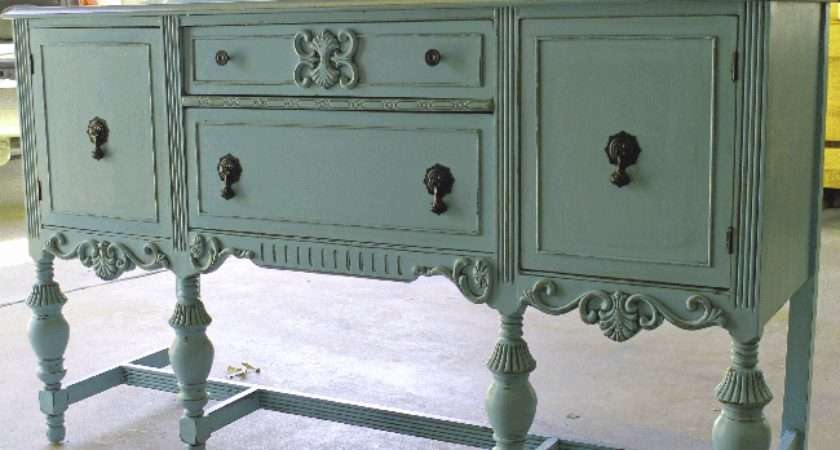 Shabby Chic Furniture Painting Painted Ideas