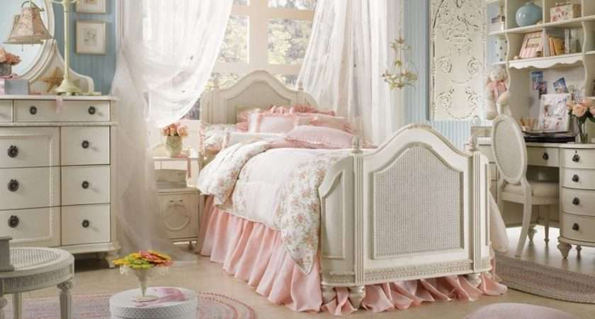 Shabby Chic Girl Cottage Bedroom Kia Daughter Pinterest