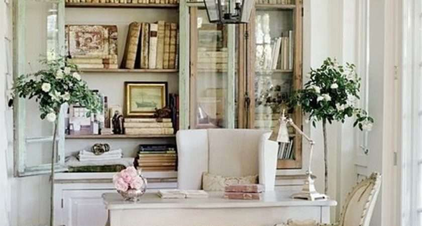 Shabby Chic Home Office Little Piece