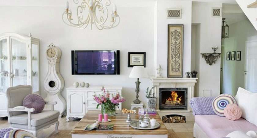 Shabby Chic Interior Design Ideas Home