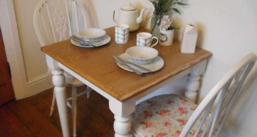 Shabby Chic Kitchen Table Chairs Cath Kidston Seat Pads