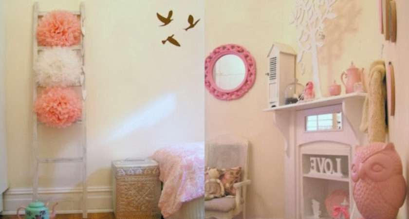 Shabby Chic Look Bedroom Teenage Girls Other