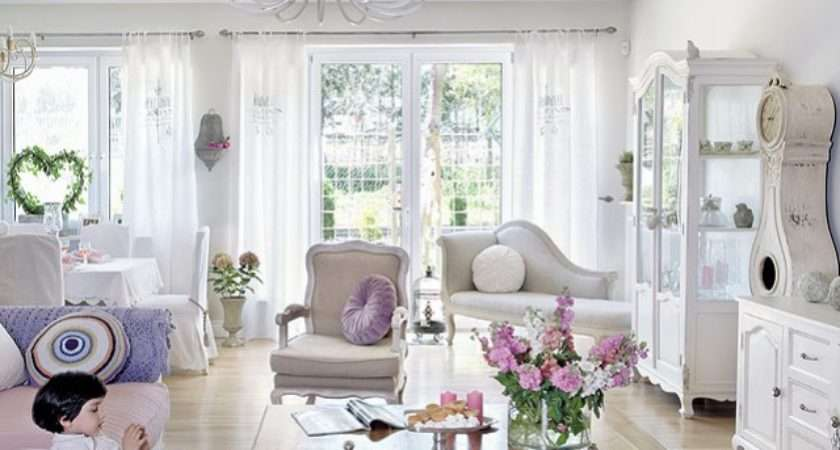 Shabby Chic Villa Poland Interior Design Files