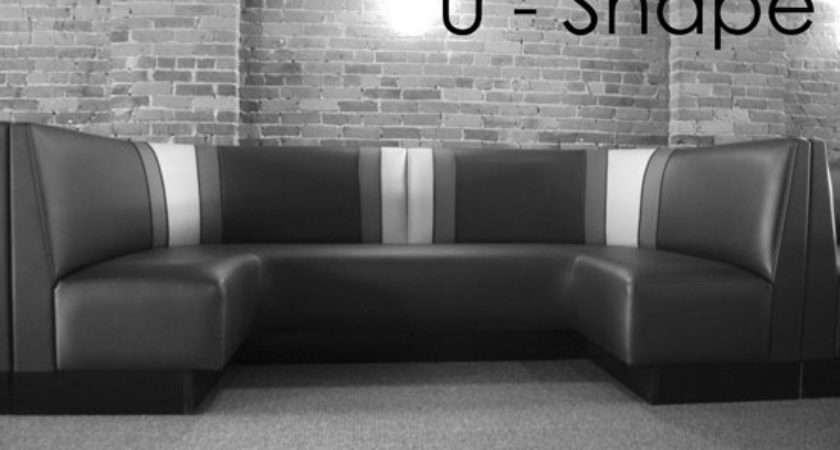 Shaped Booth Seating Awesome Radius Restaurant