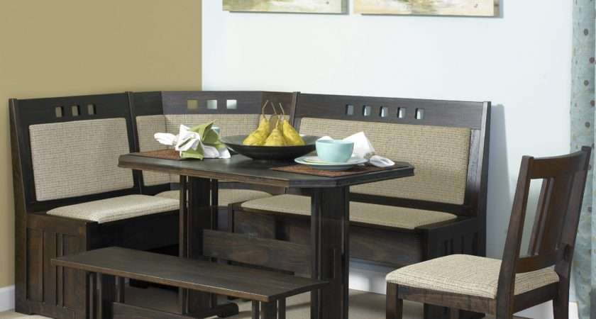 Shaped Booth Seating Design Decoration