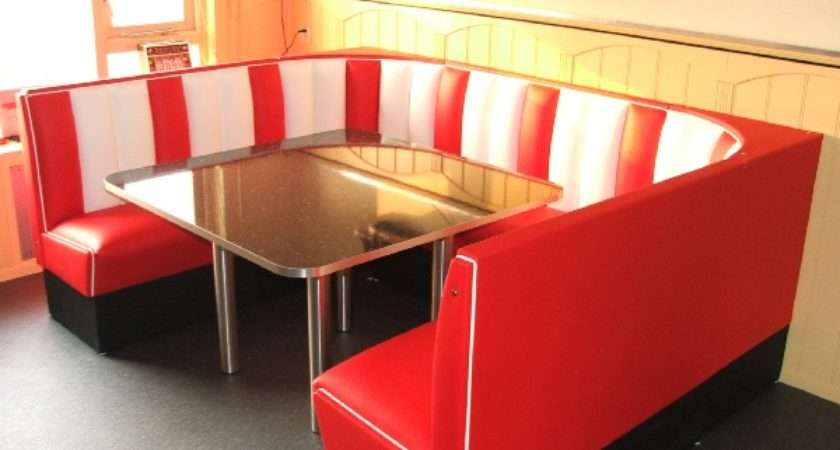 Shaped Booth Seating Dop Designs
