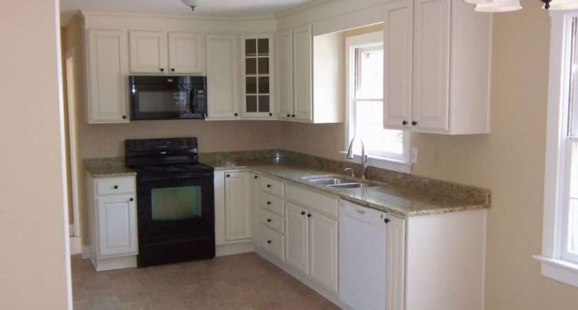 Shaped Kitchen Islands Small Designs
