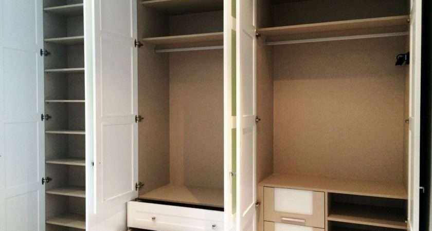 Sharps Fitted Wardrobes Sliding
