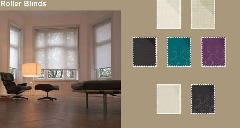 Sheer Roller Blinds Voile Quality Made Measure