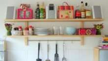 Shelves Kitchen Wall Best Decor Things