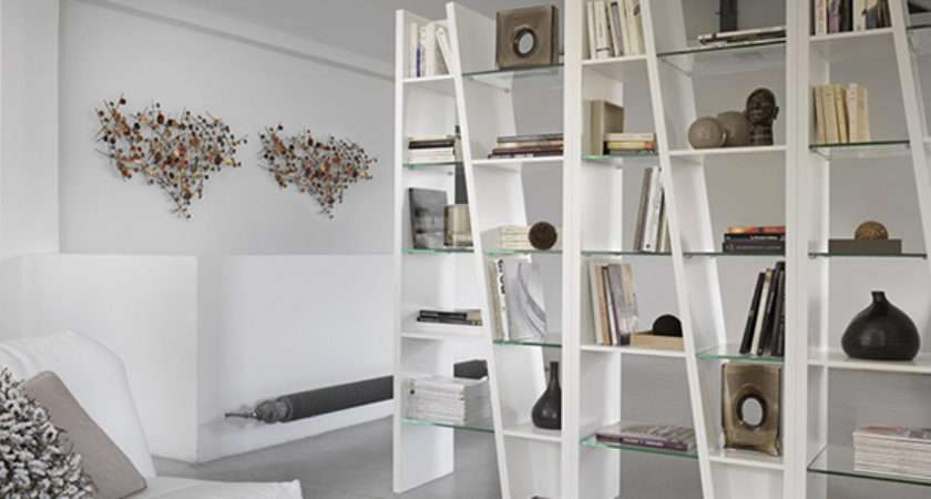 Shelves Libraries Smart Solutions Separate Room