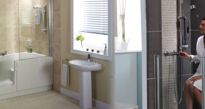 Shower Cubicles Bathroom Inaccessible Standalone