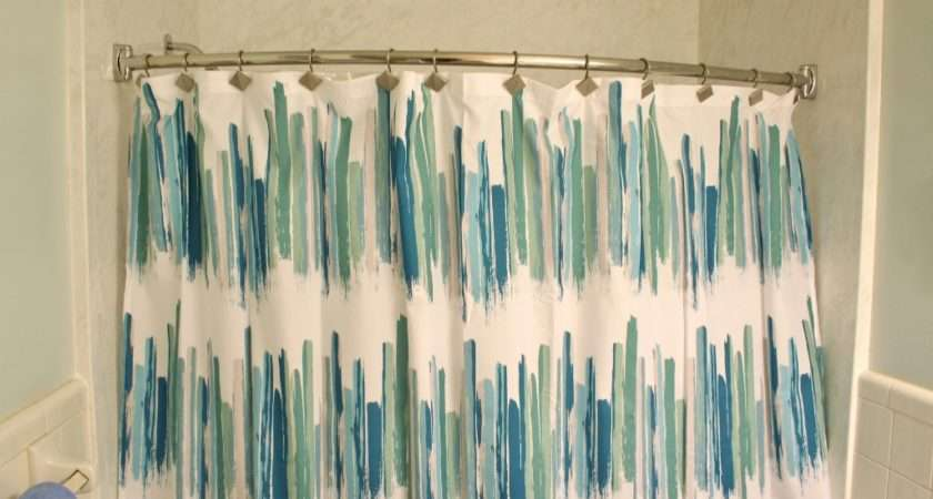 Shower Curtains Ikat Colorful Modern Rhapsody Rooms