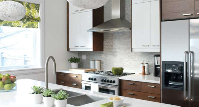 Simple Functional Modern Kitchen Designs