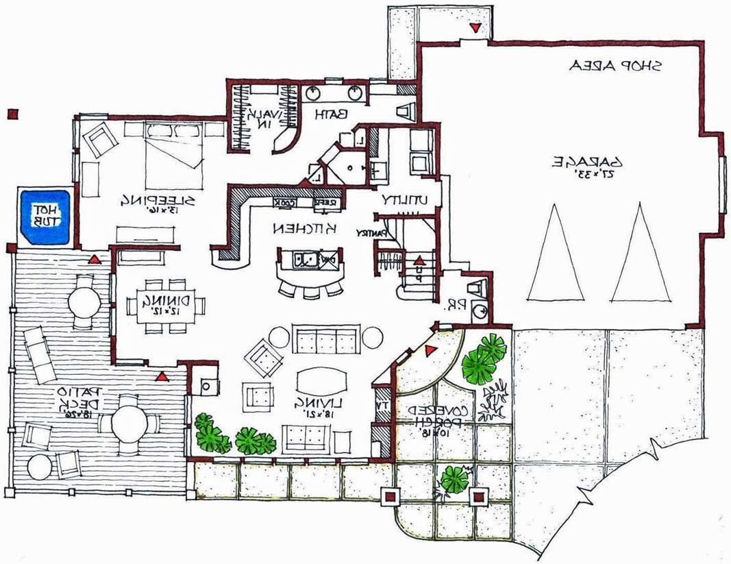 Simple Home Design Modern House Designs Floor Plans