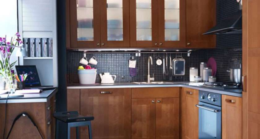 Simple Kitchen Ideas Small Spaces