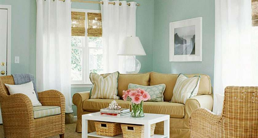 Simple Livingroom Small Spaces Home Combo