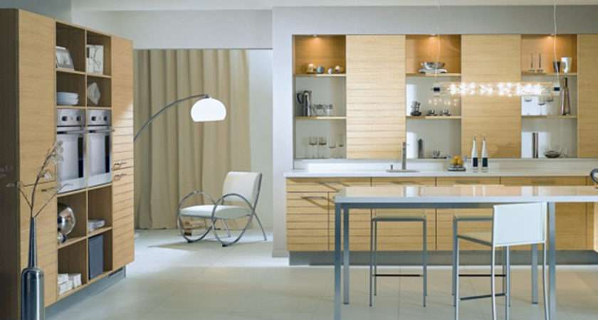 Simple Modern Kitchen Decorating Ideas Iroonie