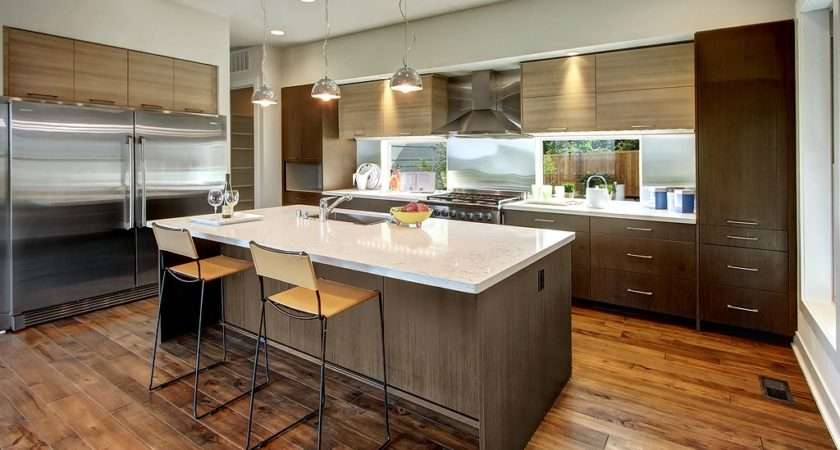 Simple Practical Modern Kitchen Designs
