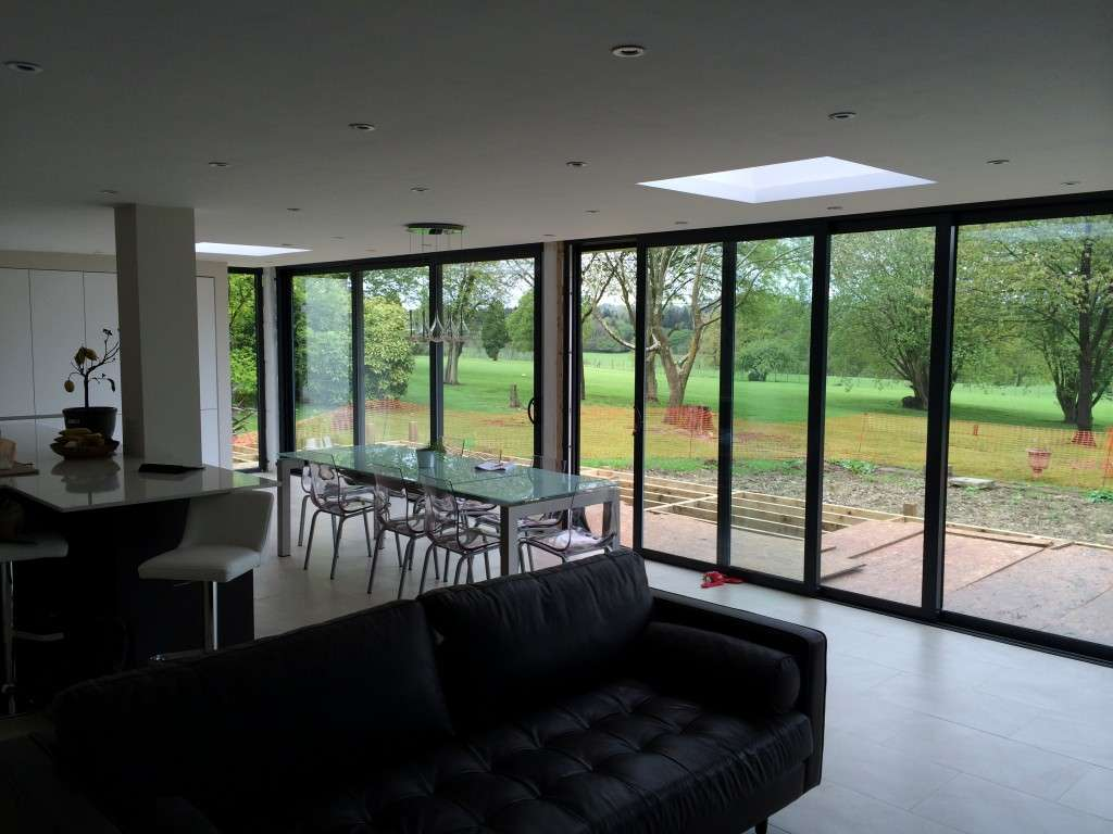Single Storey Extension Golford House